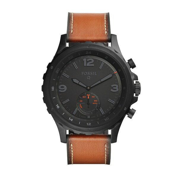 FOSSIL フォッシル WEARABLES ウェアラブル Q NATE 【国内正規品】 腕時計 FTW1114 【送料無料】【代引き手数料無料】
