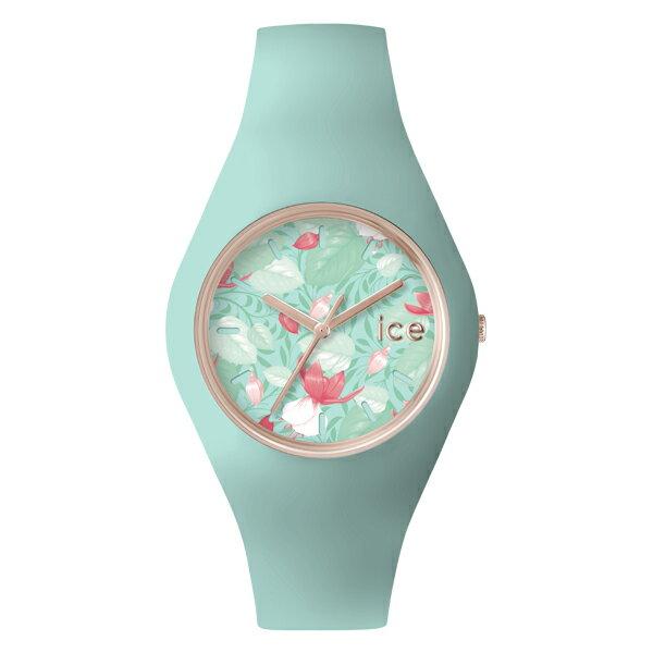 ICE WATCH アイスウォッチ ICE FLOWER アイスフラワー エデン 腕時計 【国内正規品】 ユニセックス ICE-FL.EDE.U.S 【送料無料】【き手数料無料】
