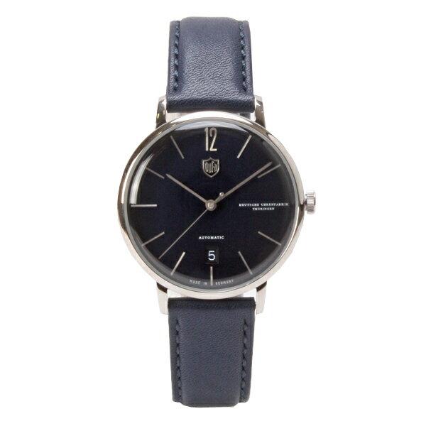 DUFA ドゥッファ Breuer Automatic 【国内正規品】 腕時計 メンズ DF-9011-NV 【送料無料】【き手数料無料】 シャープ