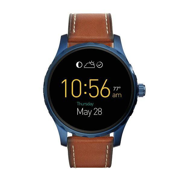 FOSSIL フォッシル WEARABLES ウェアラブル Q MARSHAL 【国内正規品】 腕時計 FTW2106 【送料無料】【代引き手数料無料】
