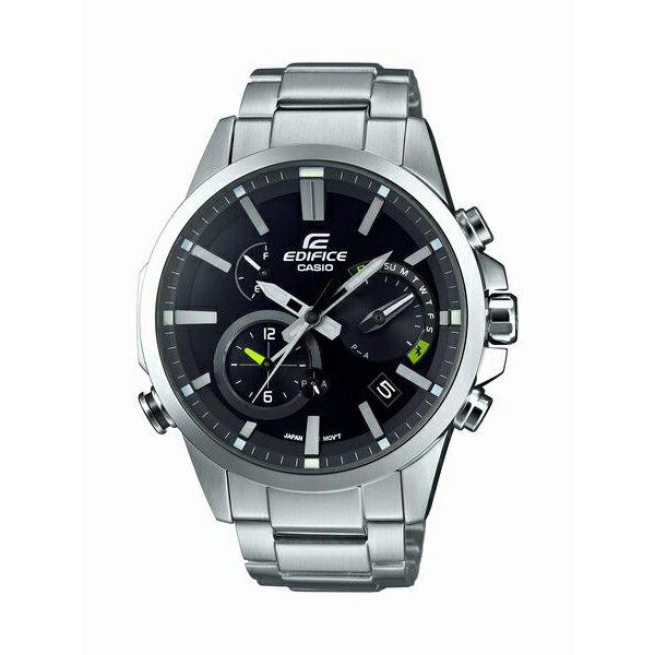 EDIFICE エディフィス TIME TRAVELLER タイムトラベラー 【国内正規品】 腕時計 メンズ EQB-700D-1AJF 【送料無料】【き手数料無料】