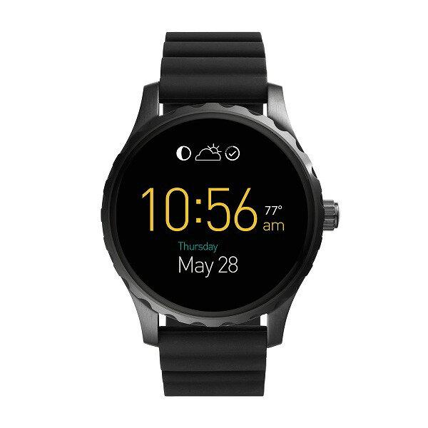 FOSSIL フォッシル WEARABLES ウェアラブル Q MARSHAL 【国内正規品】 腕時計 FTW2107 【送料無料】【代引き手数料無料】