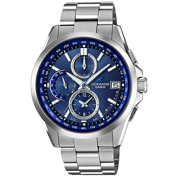 OCEANUS オシアナス CASIO カシオ Classic Line 【国内正規品】 腕時計 メンズ OCW-T2600-2A2JF 【送料無料】【き手数料無料】