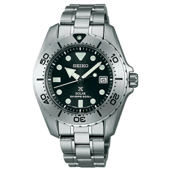 SEIKO PROSPEX セイコー プロスペックス ソーラーダイバーズ 200M 【国内正規品】 腕時計 メンズ SBDN015 【送料無料】【き手数料無料】