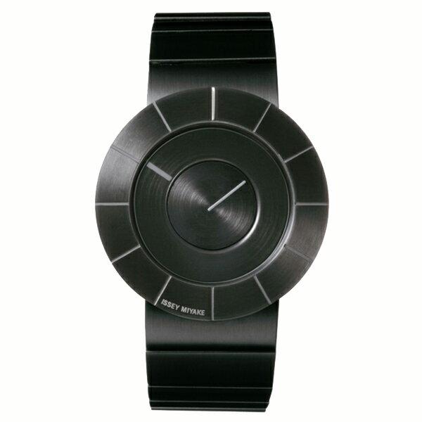 ISSEY MIYAKE イッセイ ミヤケ TO 腕時計 メンズ ブラック SILAN002 【送料無料】【き手数料無料】