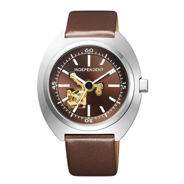 INDEPENDENT インディペンデント TIMELESS line メカニカル 【国内正規品】 腕時計 メンズ BJ3-616-90 【送料無料】【き手数料無料】