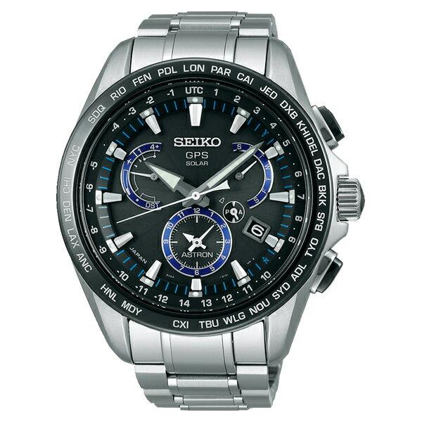 SEIKO ASTRON セイコー アストロン ソーラーGPS衛星電波時計 【国内正規品】 腕時計 メンズ SBXB101 【送料無料】【き手数料無料】