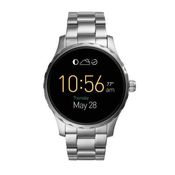 FOSSIL フォッシル WEARABLES ウェアラブル Q MARSHAL 【国内正規品】 腕時計 FTW2109 【送料無料】【代引き手数料無料】