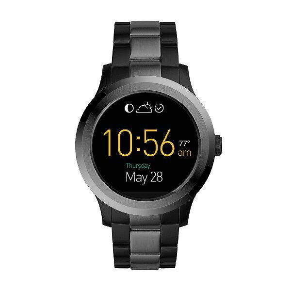 【ポイント10倍】FOSSIL フォッシル WEARABLES ウェアラブル Q FOUNDER 2.0 【国内正規品】 腕時計 FTW2117 【送料無料】【代引き手数料無料】