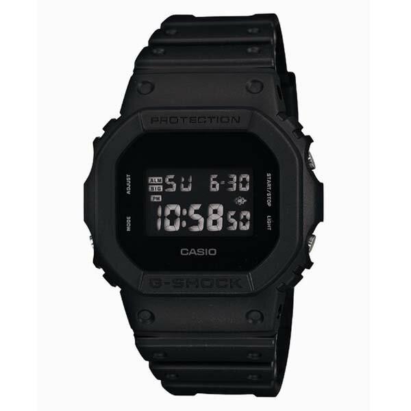 【ポイント10倍】G-SHOCK ジーショック CASIO カシオ Solid Colors ソリッドカラーズ 【国内正規品】 腕時計 ブラック DW-5600...