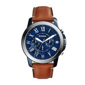 FOSSIL フォッシル GRANT グラント 【国内正規品】 腕時計 メンズ FS5151 【送料無料】【代引き手数料無料】