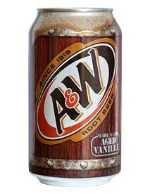 メディアで紹介され、爆発的に売れている沖縄のジュースです!A&W ROOT BEER(A&Wルートビア)
