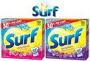 お得な大容量タイプ!【Surf】サーフ粉末洗剤4.42kg(アロハスプラッシュ スプリングバースト)