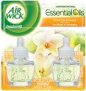 【AIRWICK】エアーウィックホワイトリリー&オーキッド芳香オイル詰替2個入バリューパック