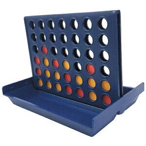 ミニ立体 色目並べ ゲーム ラインアップ 4{玩具 おも