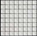 キュービック タイル モザイクタイル シート(64粒)販売です(白 凹)磁器 壁用 デザインタイル(キッチン カウンター・浴室・洗面所・トイレ・門扉・門柱・玄関・塀) のDIYリフォーム、 インテリア 雑貨にOK。ミックス 対応の デコレーション 壁 建材です