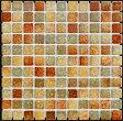25角タイル モザイクタイル ガイア 茶色窯変ミックス シート(121粒)販売です。 アンティーク 大理石調のカラフルなミックス デザインです。内 外、床 壁、 (キッチン カウンター・浴室 ・洗面所・浴槽・トイレ・玄関)のDIYリフォームにOK