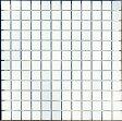 モザイクタイル シート 25角 磁器質 白マット。キッチン・壁・床等のDIYに(144粒)ミックスデザインタイル対応、おしゃれなレトロモダン風。リビング・玄関・テーブル等のDIYリフォームにOK。インテリア建材・日本製・美濃焼モザイクタイルです。