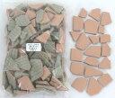 割りタイル CR-B-3-S2kg袋入(割りモザイクタイル)クラシュタイル小割【10P03Dec16】