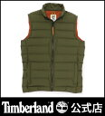 【アウトレット】ティンバーランド timberland メンズ ベアーヘッド ダウン ベスト CLS