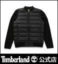 【アウトレット】ティンバーランド timberland メンズ ダイアモンドリバー ミックスメディア ダウン ジャケット