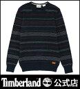 【アウトレット】ティンバーランド timberland メンズ シムスリバー メリノ ブレンド ストライプ クルー Timberland