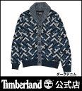 【アウトレット】ティンバーランド timberland メンズ シムスリバー メリノ ブレンド フェアアイル カーディガン