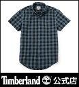 【アウトレット】ティンバーランド timberland メンズ 半袖 ハイダウェイ チェック シャツ シャツ 半袖シャツ 半そでシャツ 半そで チェックシャツ 半袖チェックシャツ カジュアル カジュアルシャツ 襟付き 服 夏 チェック柄