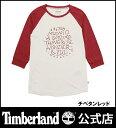 ティンバーランド timberland レディース ホイットマンリバー ベースボール ティー