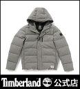 【アウトレット】ティンバーランド timberland メンズ グースアイ ヘリンボーン ツイル フーデッド ダウンジャケット Timberland