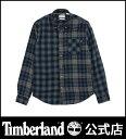 【アウトレット】ティンバーランド timberland メンズ 長袖 ブラックリバー ウールミックス パターン スリム Timberland