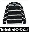 【アウトレット】ティンバーランド timberland メンズ 長袖 ケネベックリバー ストライプ フィル ア フィル クルー Timberland