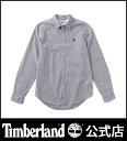 ティンバーランド timberland メンズ 長袖 フレンチ リバー ライトウェイト オックスフォード ストライプ シャツ スリム Timberland