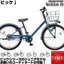 ブリヂストン ビッケJ 2019年モデル 22インチ 変速なし 子供自転車 男の子用 女の子用 小学生 ジュニアサイクル BK22VJ
