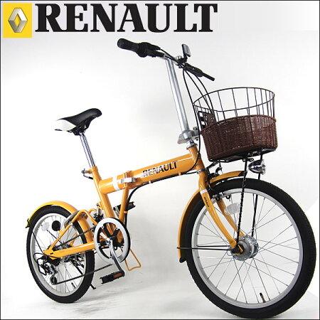 【送料無料】ルノーオールインクラシック266L(RENAULT266L-CLASSIC)(26インチ/6段変速付)【オートライト装備のスタイリッシュ自転車にかっこいいレッドとブルーの限定モデルが登場!】【完全組立済】