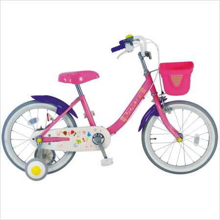 C.Dreamピピチャイルド16インチお求めやすい価格のカラフルモデル!おしゃれでかわいいデザインが子供に人気の幼児車激安価格幼児自転車シードリーム幼児用自転車子供用自転車子ども自転車子供自転車