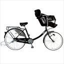 C.Dream スイートママ 3人乗り自転車 22インチ/26インチ LEDオートライト付 内装3段変速付 前後ろ子供乗せ取付可能 チャイルドシート、カバーもお安い価格でご提供 三人乗り自転車 1歳から対応の子供乗せを装備したDX子供乗せ専用自転車 CDREAM シードリーム 子供乗せ自転車