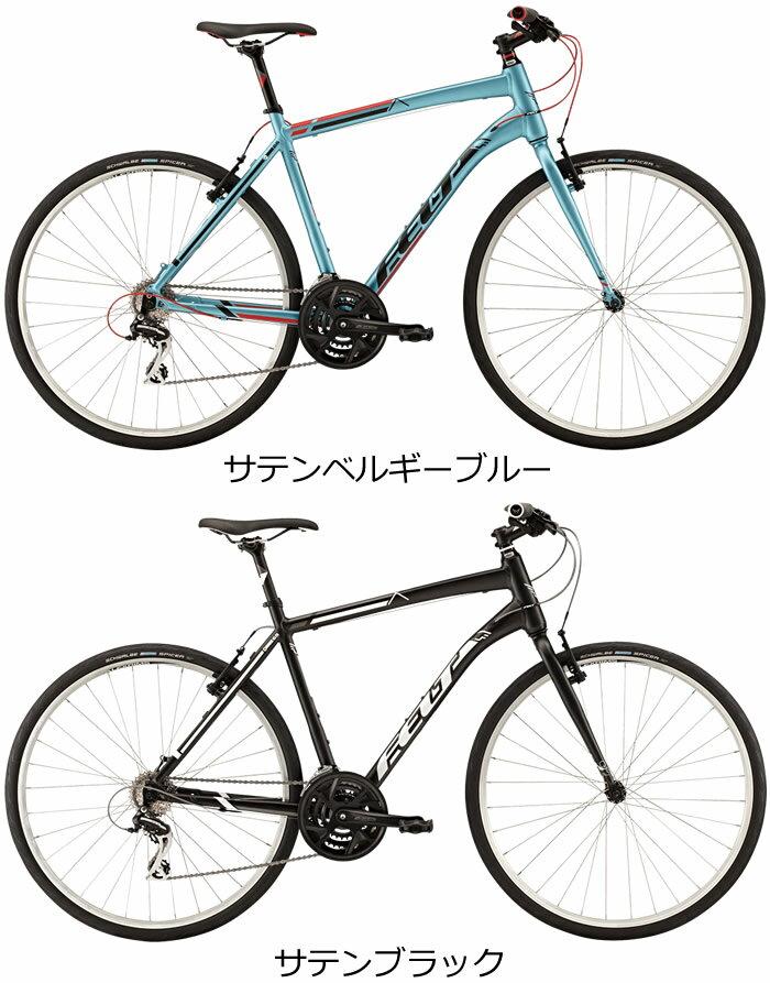... クロスバイク 700×35C:自転車