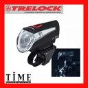 自転車用バッテリーライト TRELOCK トレロック 自転車用LEDフロントライト LS330 P