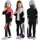 当店3点以上 送料無料韓国こども服 学生 セットアップ 子供服 2点セット スポーツウェ