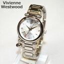 【スーパーSALE限定価格】Vivienne Westwood (ヴィヴィアンウエストウッド) 腕時計 VV006SL ORB シルバー 時計 レディース ヴィ...