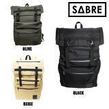 SABRE(セイバー) リュック バックパック バッグ COMMANDO SVAC1221BB BLACK SVAC1221OB OLIVE SVAC1221BE BEIGE