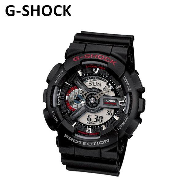 【国内正規品】 CASIO(カシオ) G-SHOCK(Gショック)GA-110-1AJF 時計 腕時計 【送料無料(※北海道・沖縄は1,000円)】(casio-ga-110-1ajf) [国内正規品][CASIO][カシオ][G-SHOCK][Gショック]腕時計 メンズ グランド セイコー