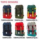 TOPO DESIGNS (トポ デザイン) バッグ ROVER PACK TDRP015 TDRP013 TDRP014 16.4L バックパック リュック レッド ネイビー フォレスト オリーブ グリーン ブルー ターコイズ メンズ レディース