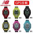 【国内正規品】 new balance (ニューバランス) 時計 腕時計 ランニングウォッチ EX2-906-001 EX2-906-002 EX2-906-003 EX2-906-102 GPS搭載 【送料無料(※北海道・沖縄は1,000円)】