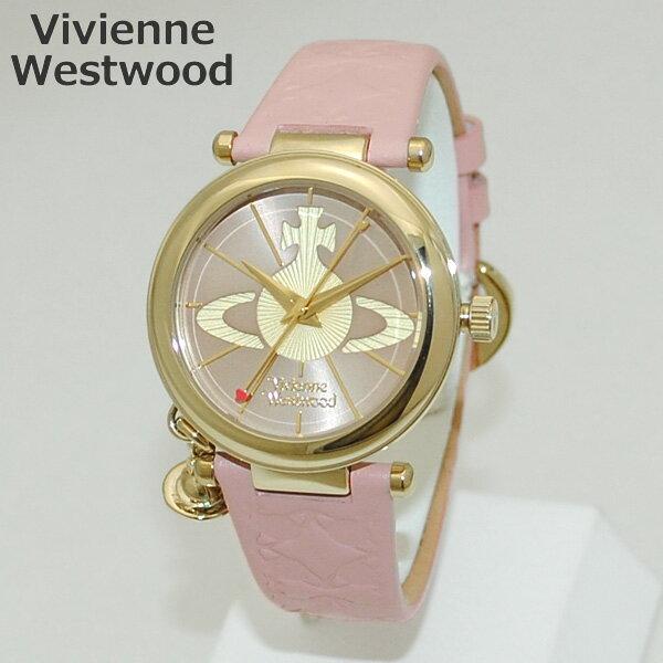Vivienne Westwood (ヴィヴィアンウエストウッド) 腕時計 VV006PK…...:timeclub:10003072