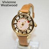 Vivienne Westwood (ヴィヴィアンウエストウッド) 腕時計 VV055PKTN 時計 レディース ヴィヴィアン タイムマシン 【送料無料(※北海道・沖縄は1,000円)】【楽ギフ_包装選択】 02P01Oct16