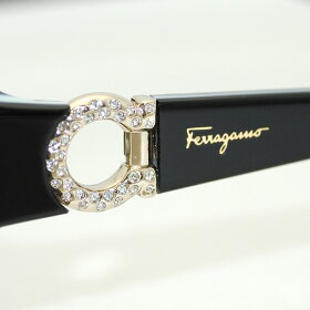 �ڹ��������ʡ�SalvatoreFerragamo��������ȡ���ե��饬��SF703SR014214220605���󥰥饹��ǥ�����������̵���ʢ��̳�ƻ�������1,000�ߡˡ�
