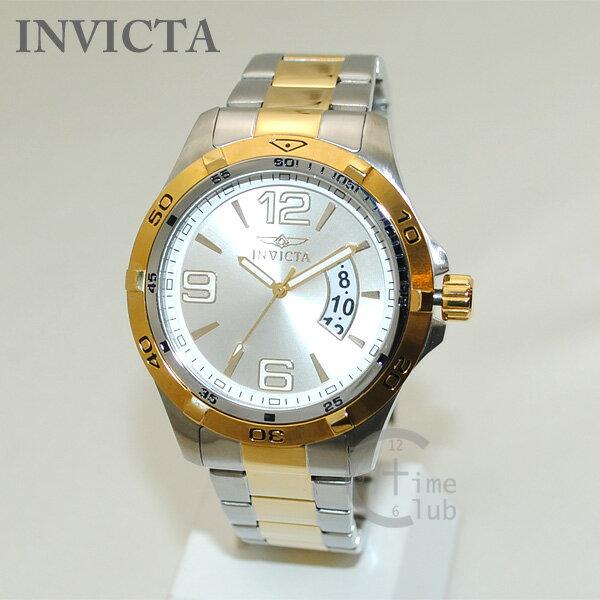 インビクタ 腕時計 INVICTA 時計 0086 Specialty スペシャリティ シルバー/ゴールド コンビ ブレス メンズ インヴィクタ 【送料無料(※北海道・沖縄は1,000円)】 [INVICTA][インビクタ][インヴィクタ][腕時計][時計][ウォッチ]