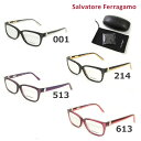 [Salvatore Ferragamo][サルヴァトーレフェラガモ][眼鏡][めがね][メガネ]